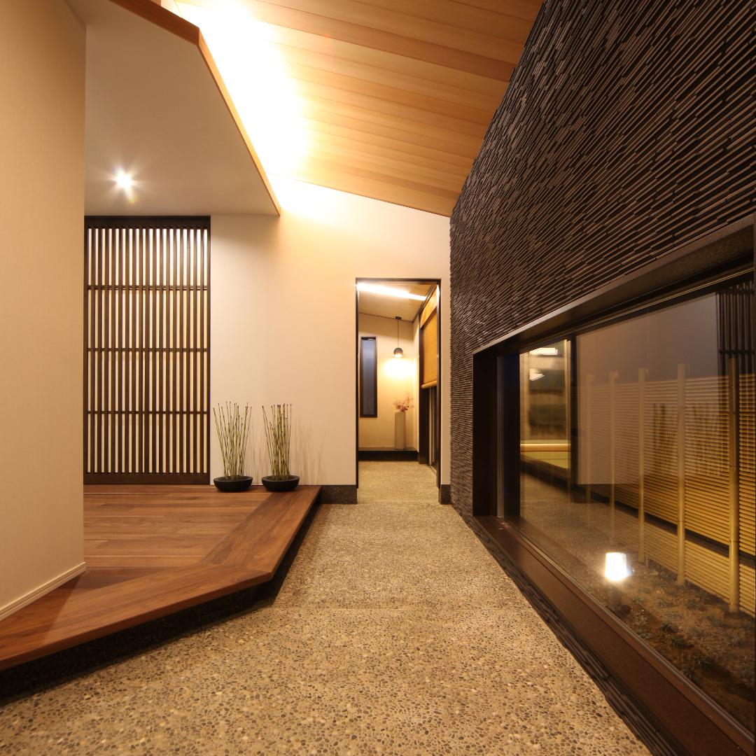 石友ホーム|玄関