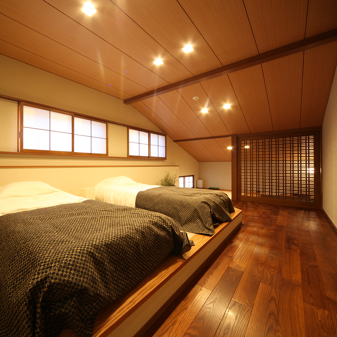 石友ホーム|寝室